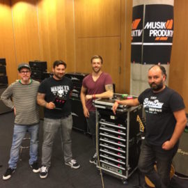Ampete Engineering at Guitar Summit 2017